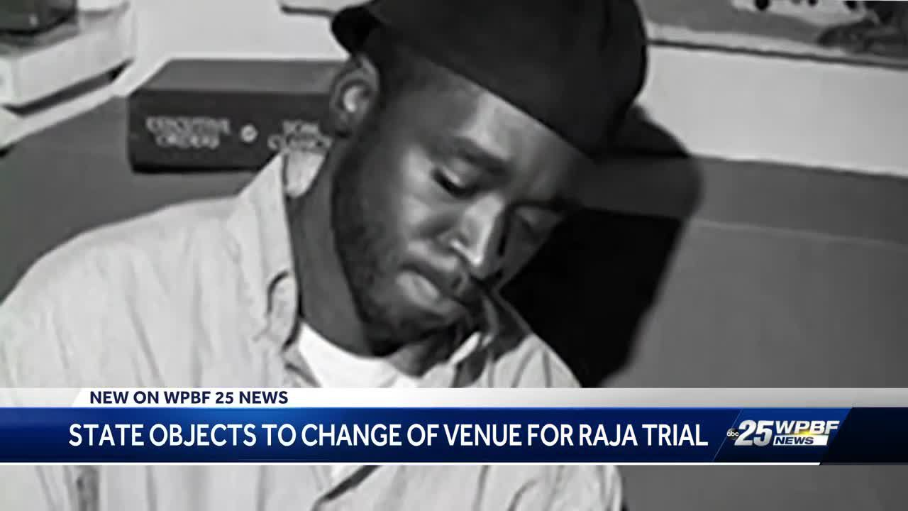 State files objection to change of venue motion in Nouman Raja trial