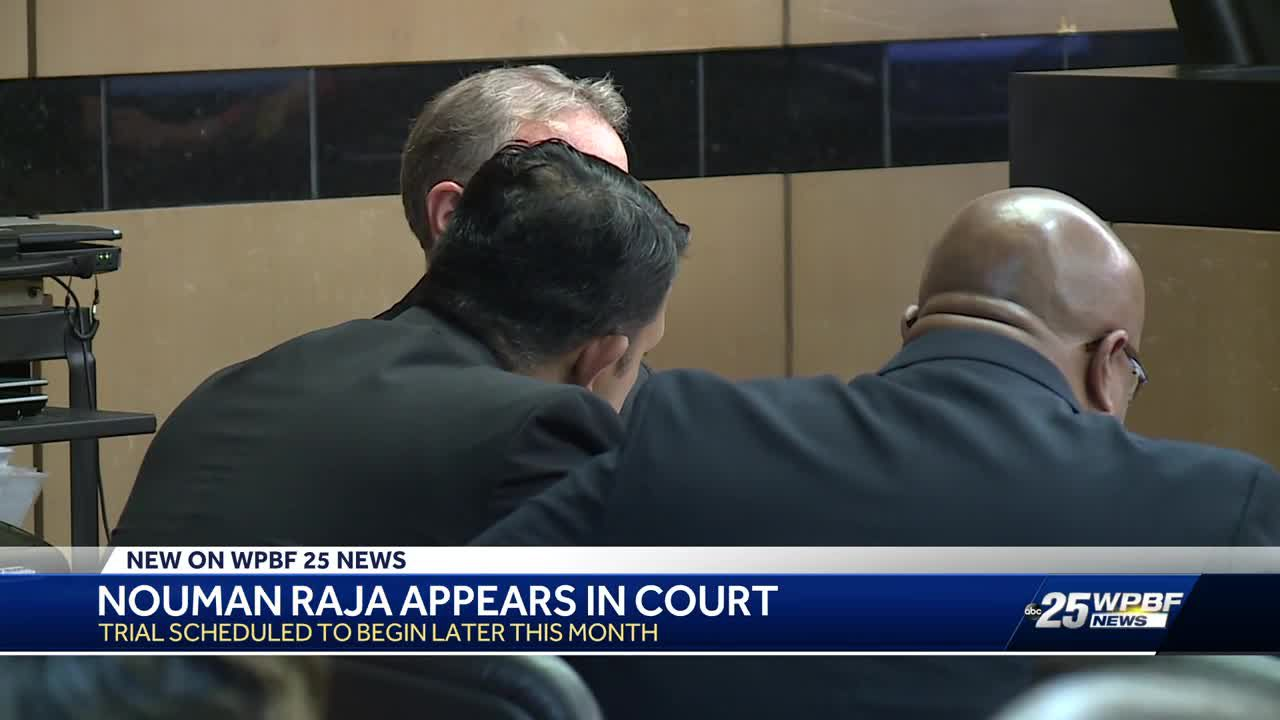 Florida judge denies motions to call expert for accused murder Nouman Raja as trial draws near