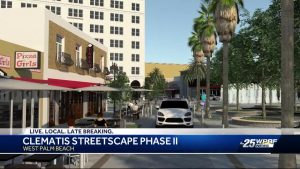 Clematis Streetscape project moving to second phase