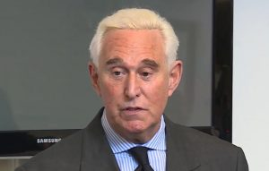 Roger Stone says CNN showed up to his home before FBI