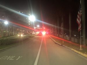 One person shot at West Palm Beach VA Medical Center