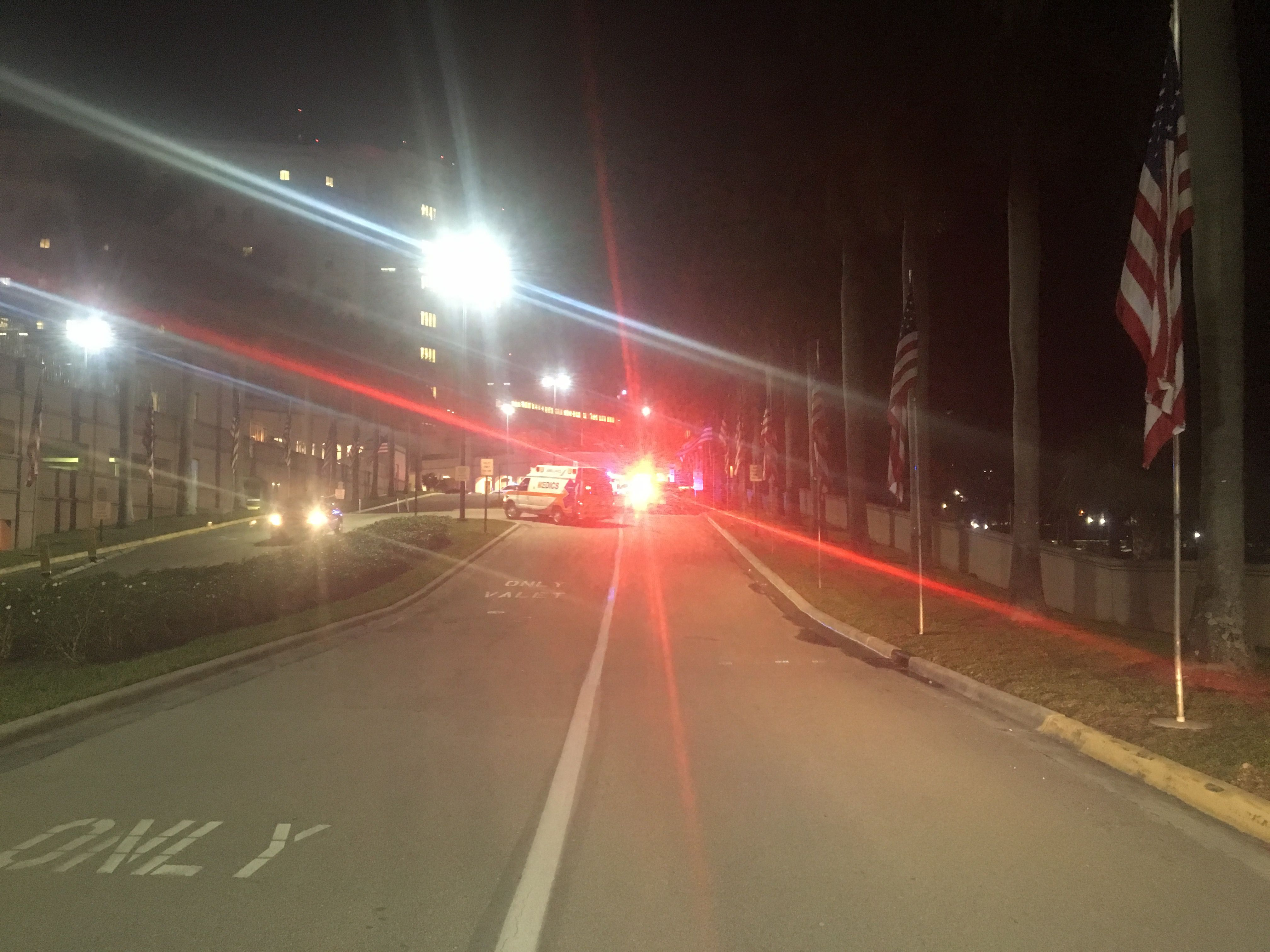 One person shot at west palm beach va medical center - Palm beach gardens mall shooting ...