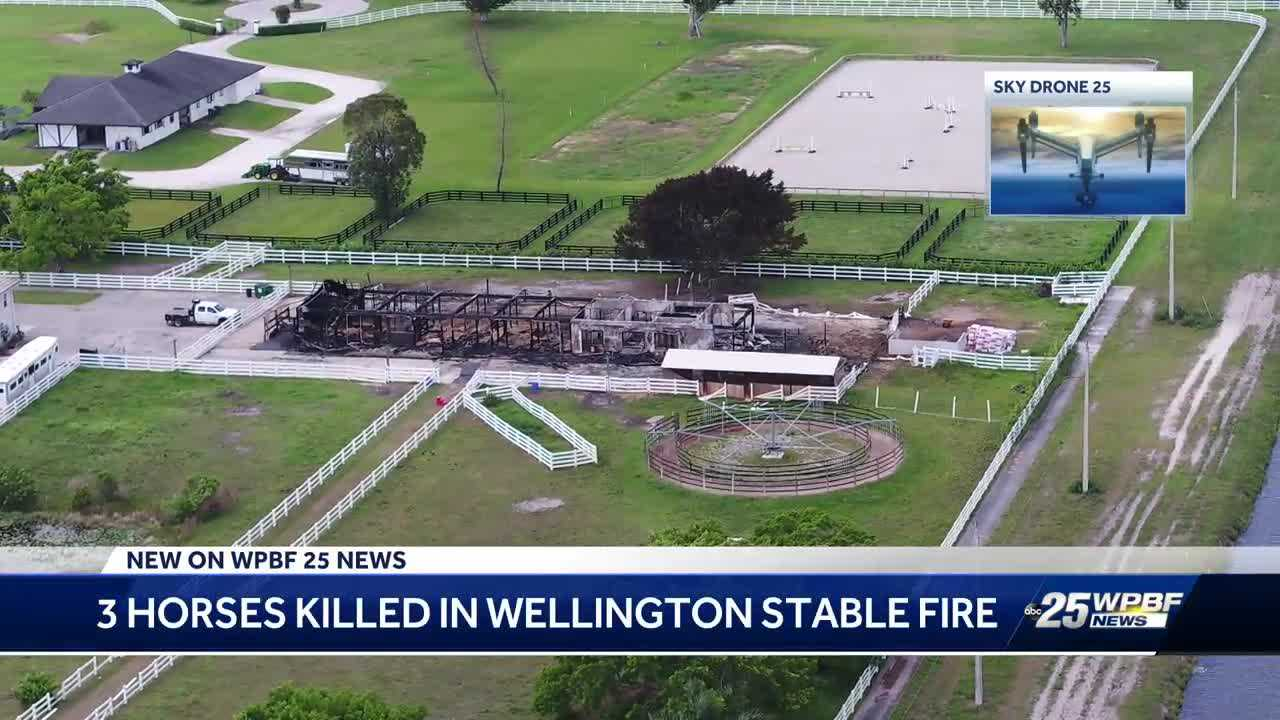 Barn that burned down did not have permit to operate