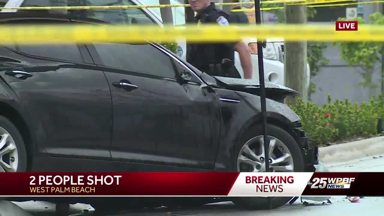 Multiple shootings in West Palm Beach leave several victims injured