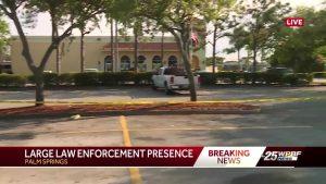 Man shot in leg outside Palm Springs restaurant