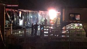 Three horses killed in Wellington stable fire
