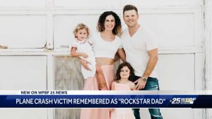 A rockstar dad is remembered