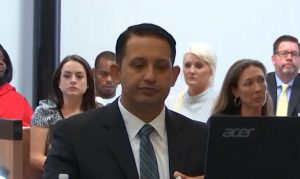 Expert: We couldn't replicate gun's red laser Nouman Raja claims he saw