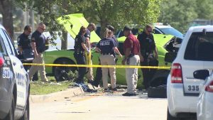 Gunfire may have played role in deadly crash