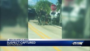 Police dogs nab shooting suspect in West Palm Beach