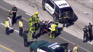 Tri-county chase ends in Boca Raton