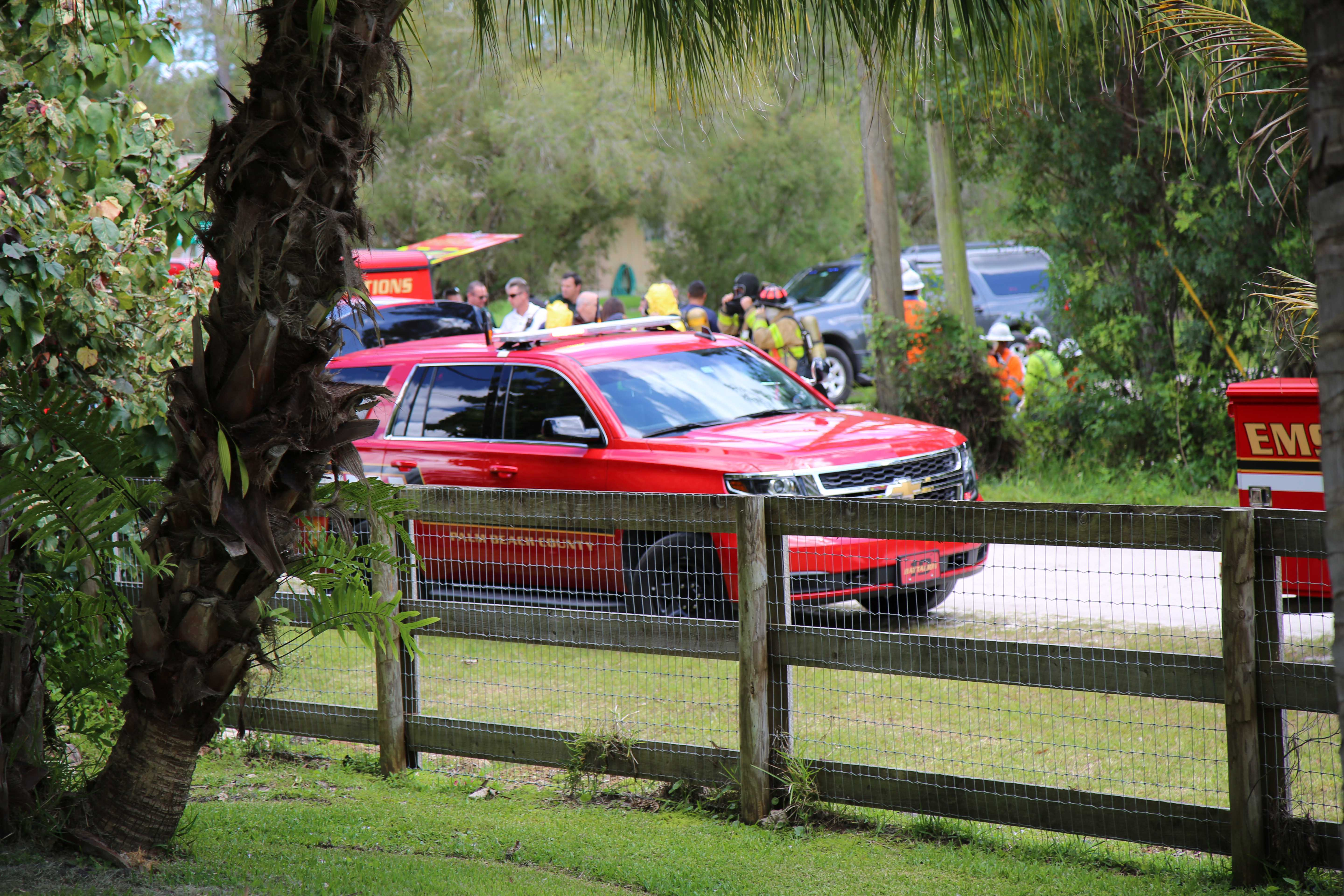 Chemical reaction causes alarm in Jupiter Farms