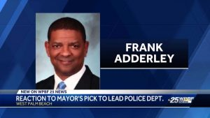 West Palm Beach commissioners react to police chief decision