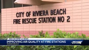 Riviera Beach fire stations still closed due to poor air quality