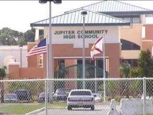 Social media threat against Jupiter High School