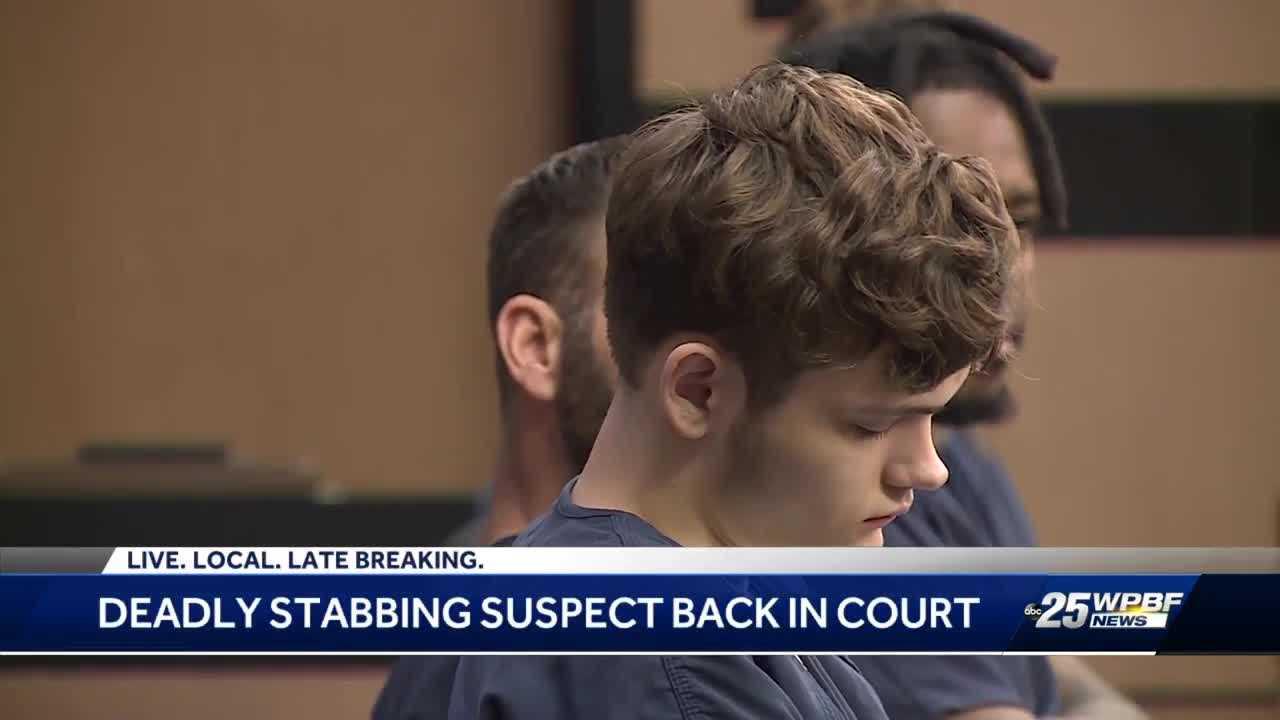 Ballenisles killer Corey Johnson back in court