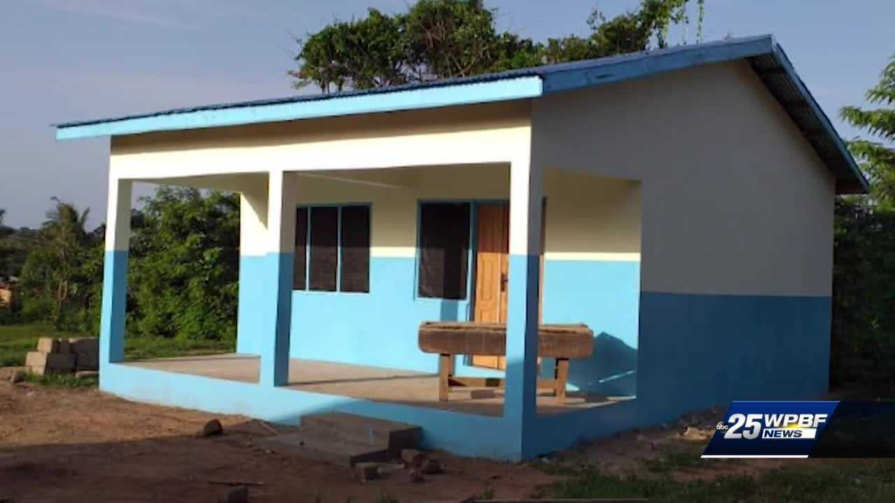 Local doctor brings education to small African village