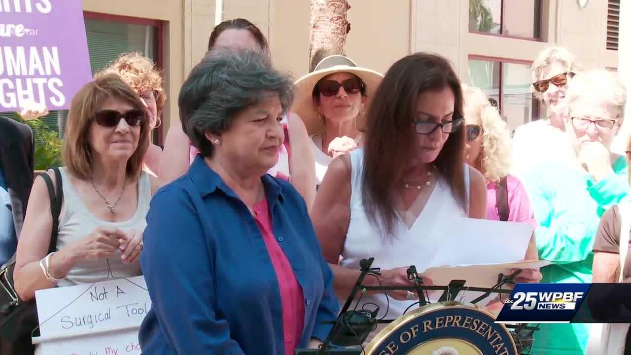 Local Congresswoman reintroduces legislation to fight statewide abortion bans