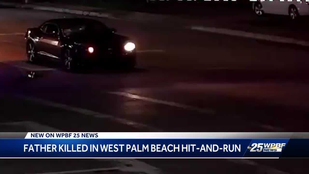 Father killed in West Palm Beach hit-and-run