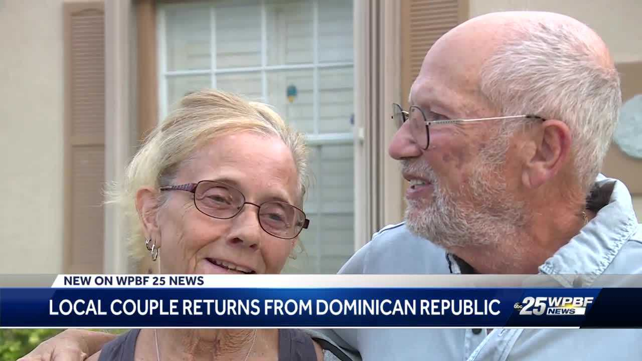Boca Raton couple gets sick on trip to Dominican Republic