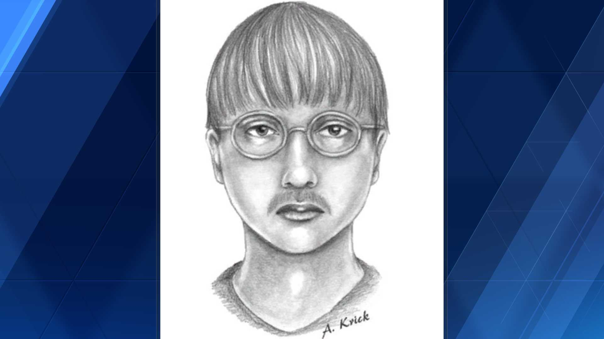 Suspect wanted for residential burglary and a sexual battery attempt on two minors