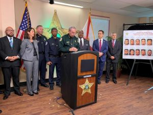 New Violent Crime Task Force targets 10 most dangerous gangs in our area