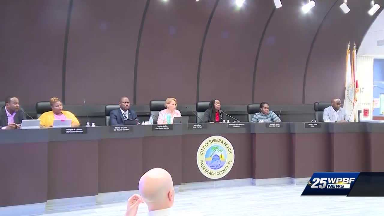 Riviera Beach staff members spend Tuesday working on repairing city's hacked computer system