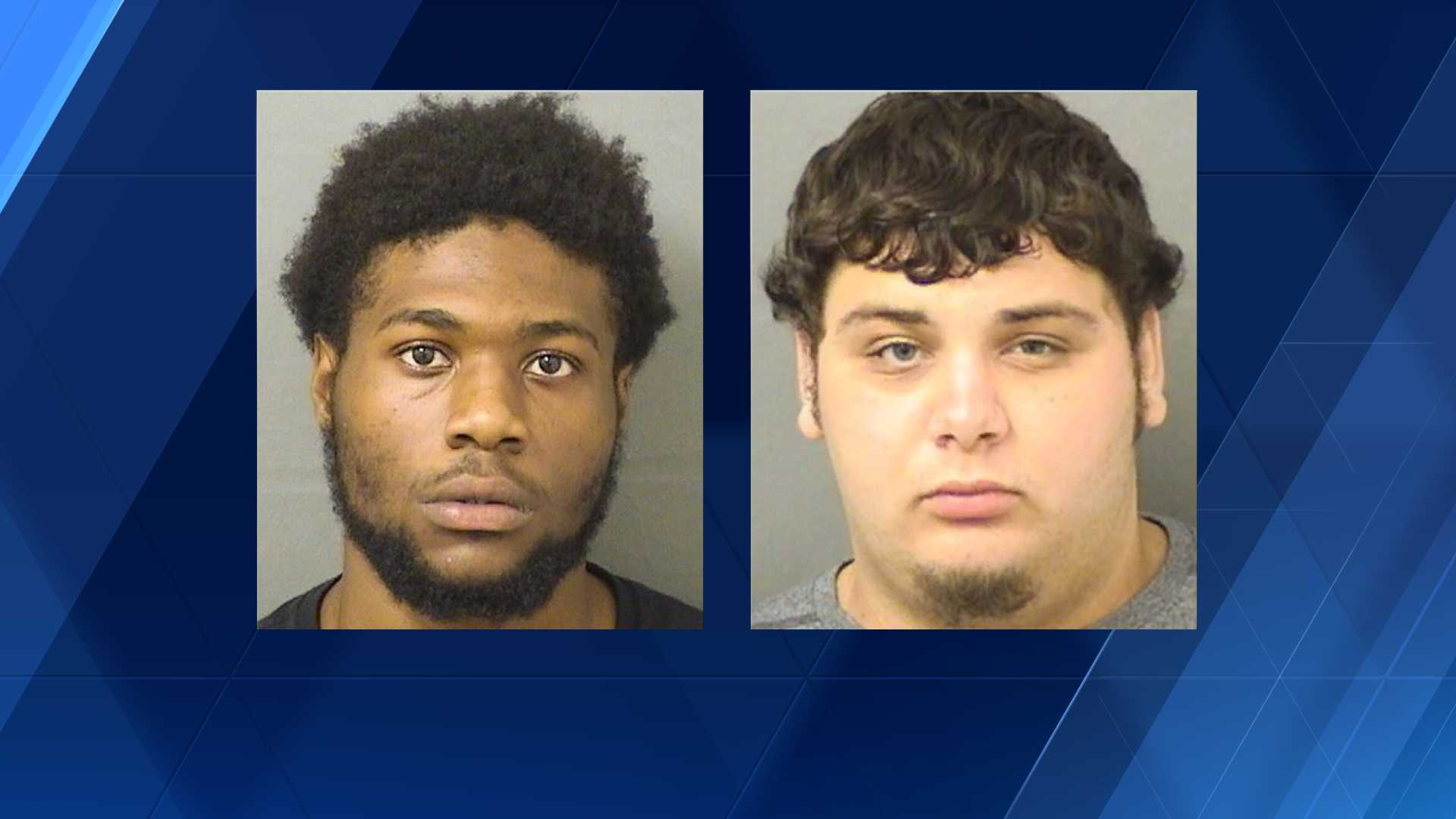 Two murder suspects arrested after PBSO investigation