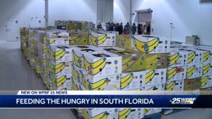 Feeding the hungry in South Florida