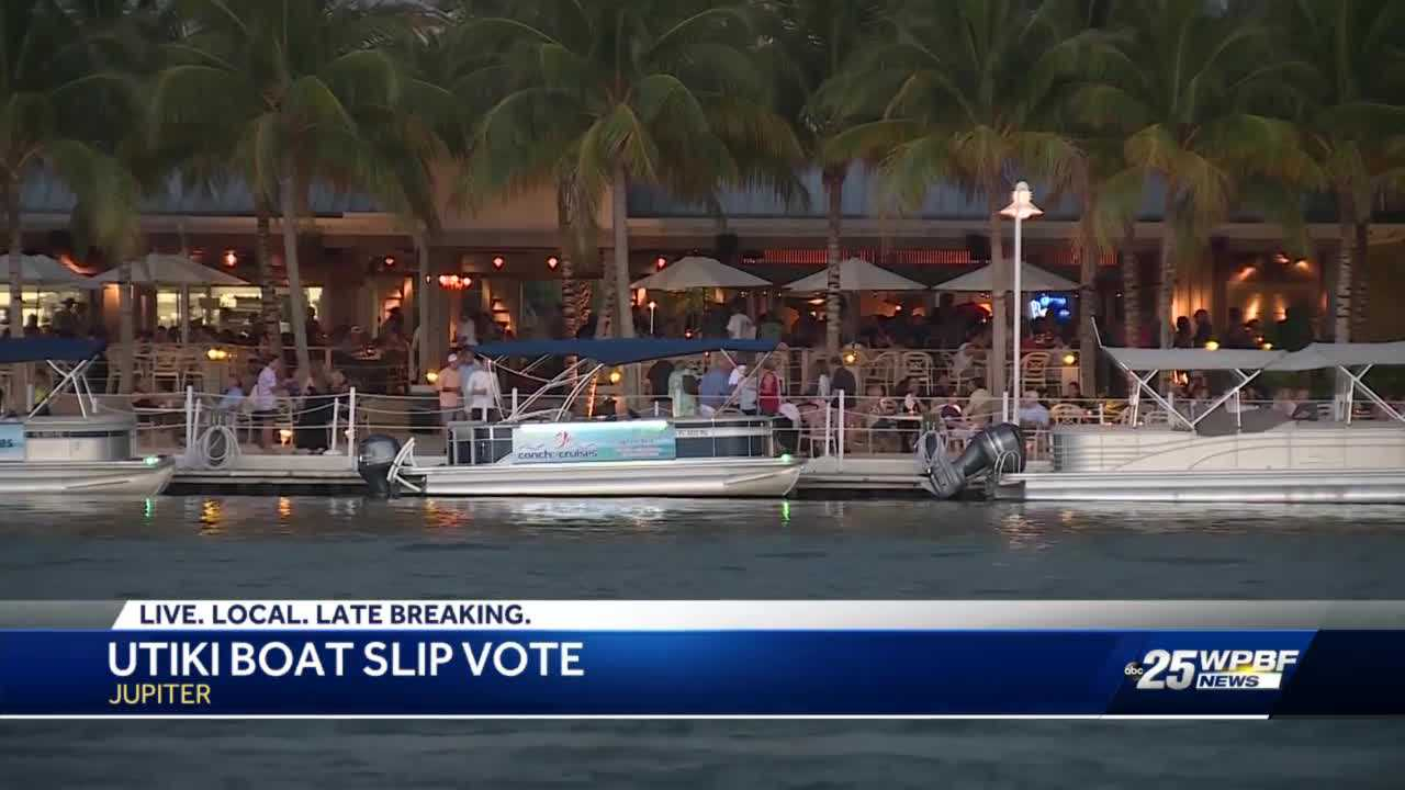 U-Tiki Beach owner wants to privatize docks behind his restaurant; dozen local docks at stake too