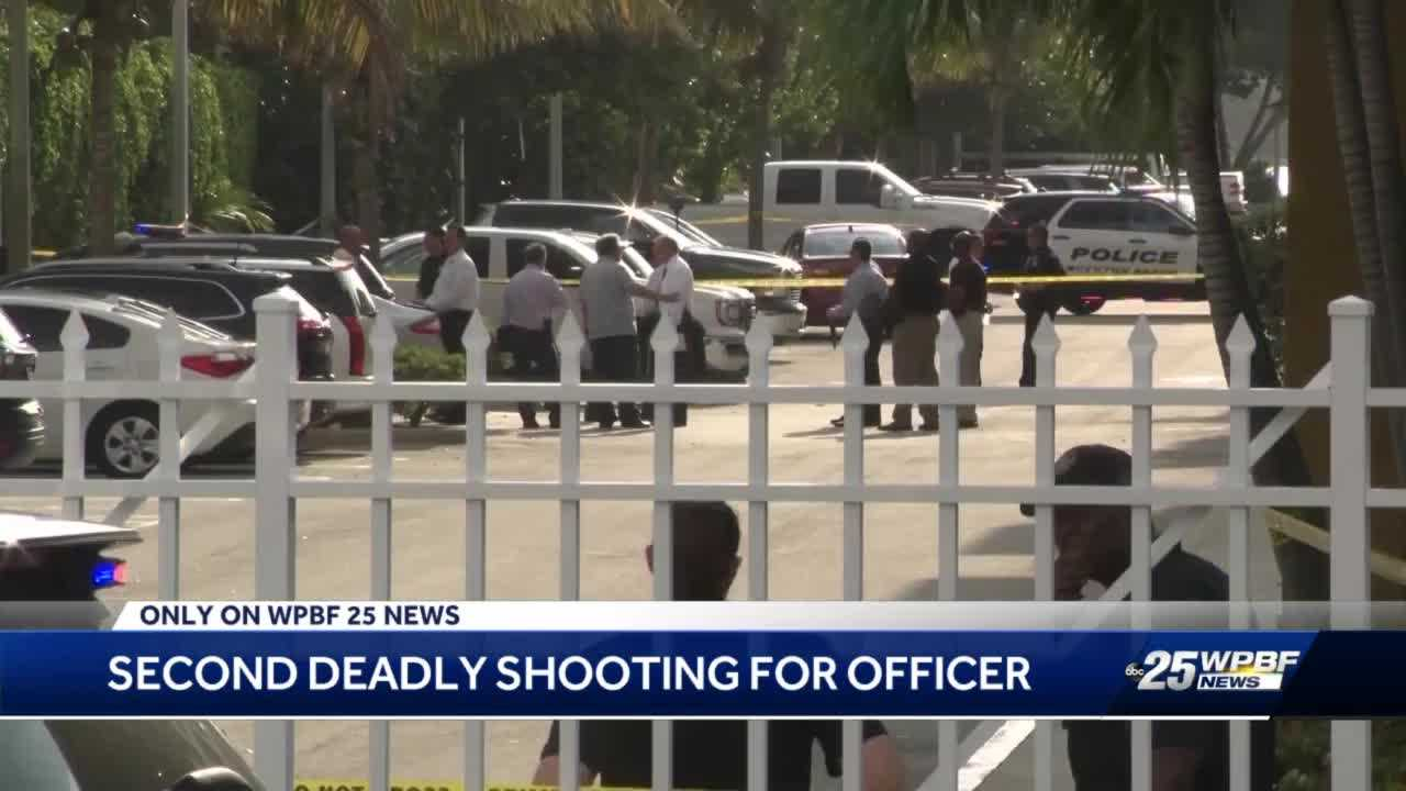 Boynton Beach police officer involved in second deadly shooting this year