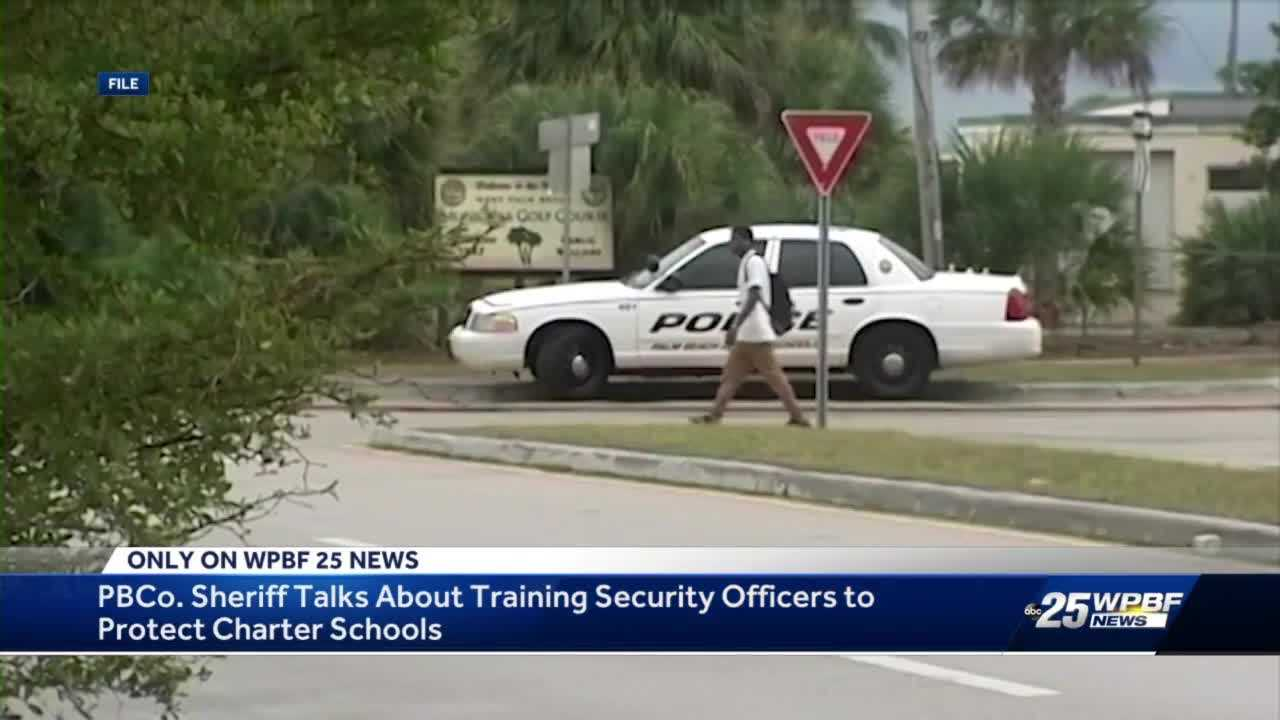 Palm Beach County sheriff talks about the Guardian Program