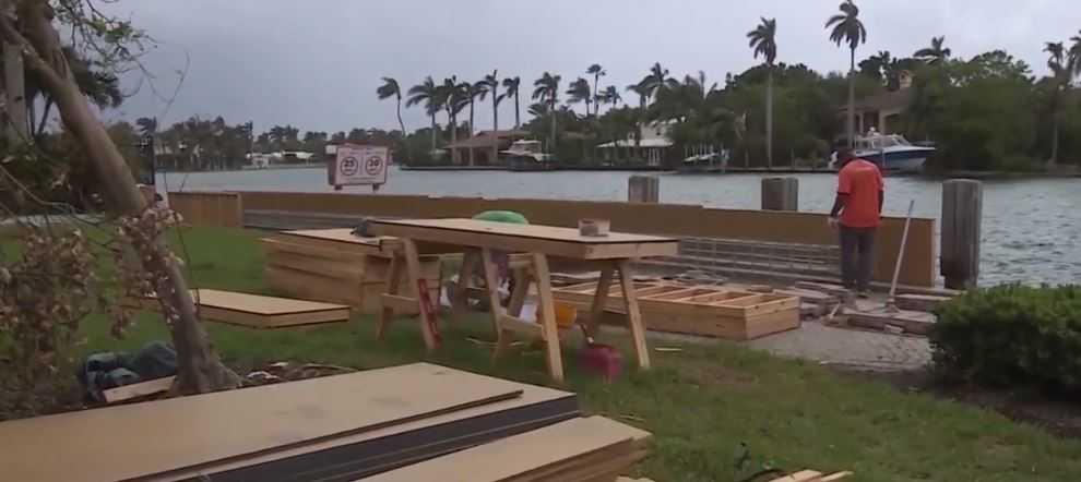 City plans to raise seawall near Marina in Delray Beach