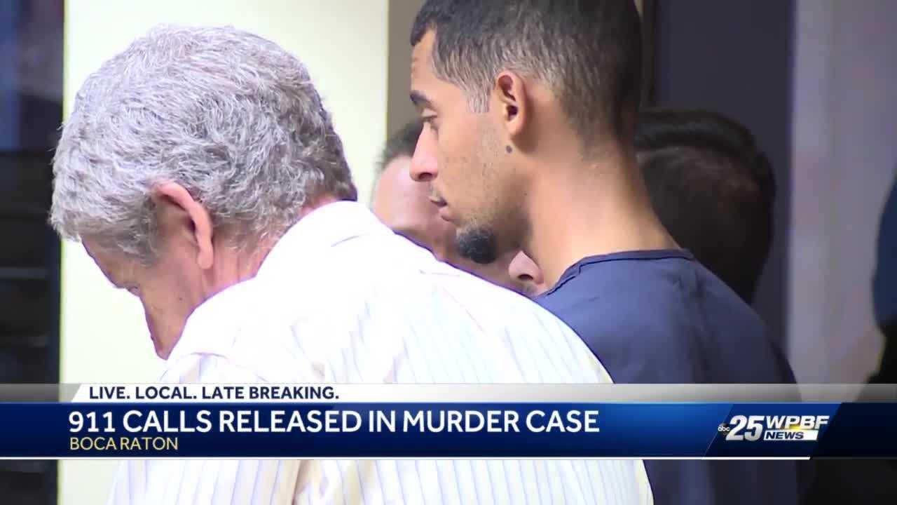 911 calls release in Boca Raton murder case involving delivery man