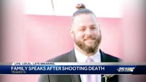 Family of good Samaritan fatally shot trying to protect woman speaks up