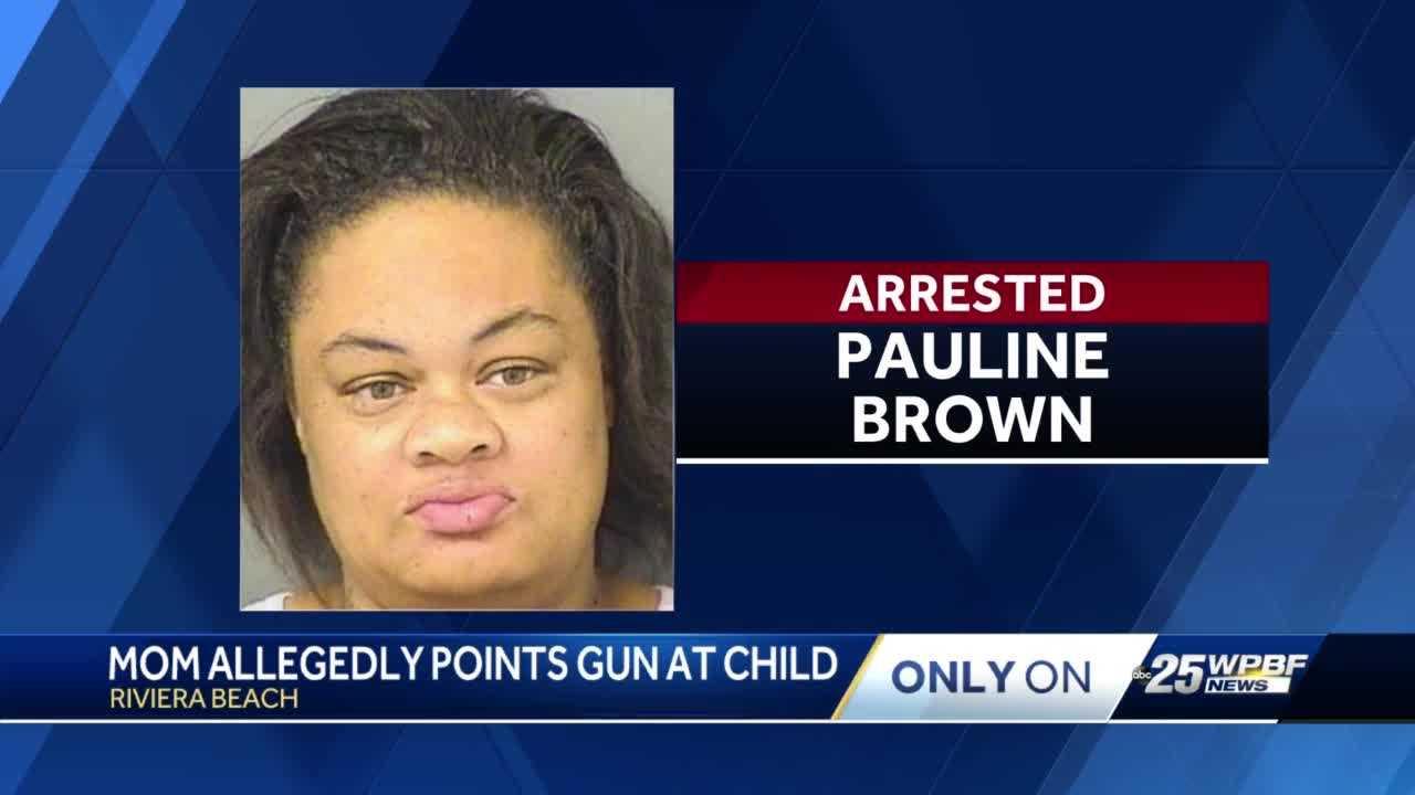 Riviera Beach woman arrested