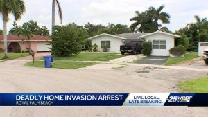 Deadly home invasion in Royal Palm Beach
