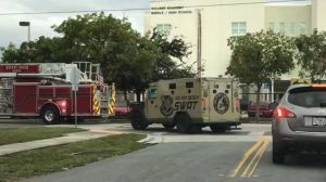 Delray Beach Police respond to shooting