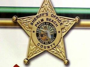 Palm Beach County sheriff's deputy involved in confrontation