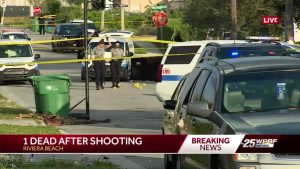 Riviera Beach Police investigating homicide that left one man dead