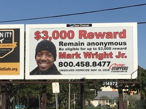 Local woman buys billboard