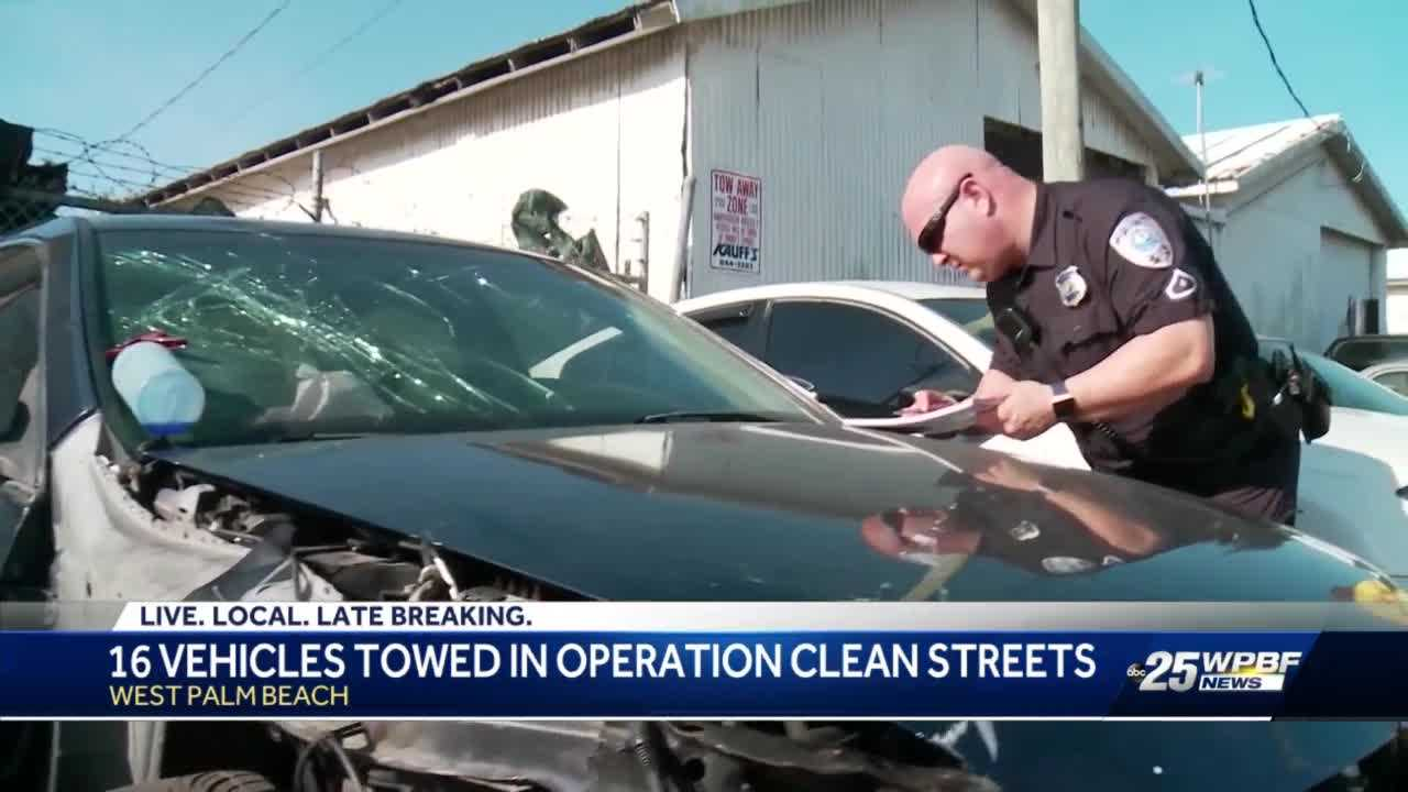 Operation clean streets update