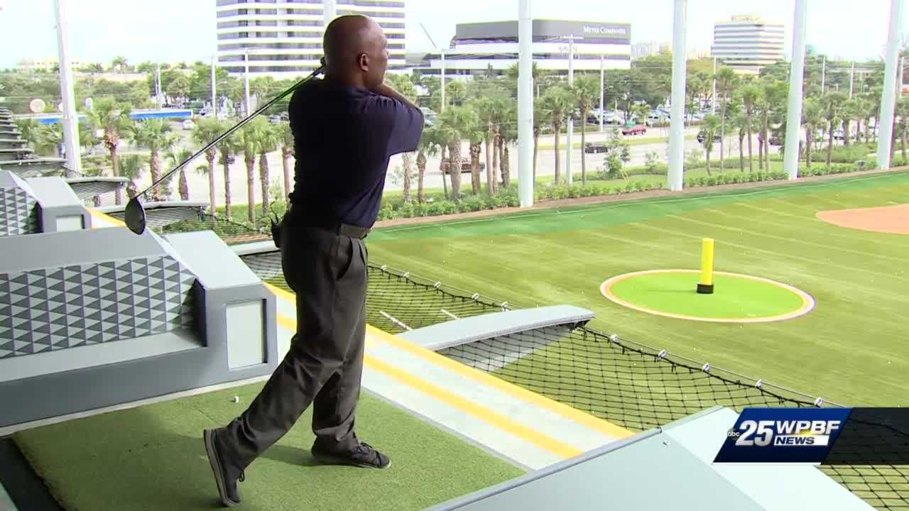 New driving range in West Palm Beach