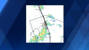 Tornado Warnings for Palm Beach