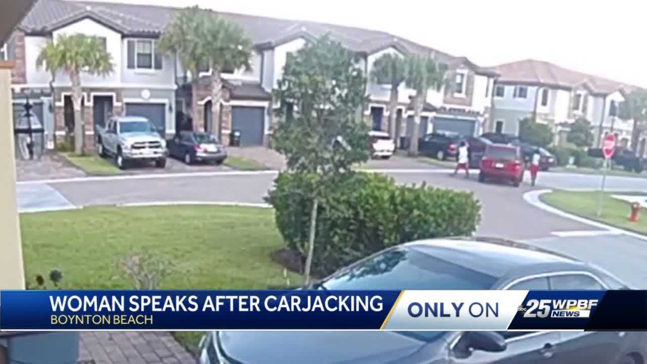 15-year-old charged as adult in Boynton Beach carjacking