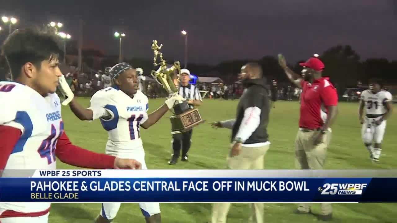 Pahokee edges Glades Central in dramatic Muck Bowl finish