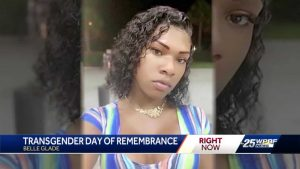 Friends gather to remember Bee Love on Transgender Day of Remembrance