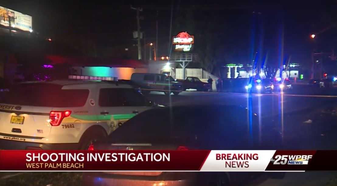 Shooting at gentleman's club leaves one dead