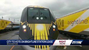Boca Raton approves Brightline station lease