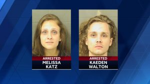 Lake Worth couple charged after 10-month-old girl overdoses on drugs